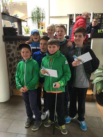 HGV Challenge und First Drive Saisonauftakt im Golf Club Altenstadt