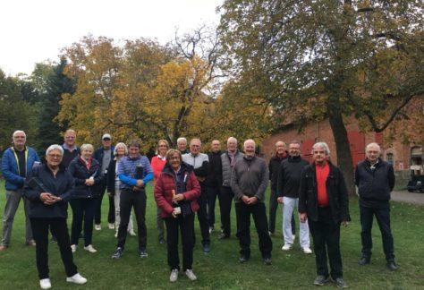 Herbstzauber im Golfpark