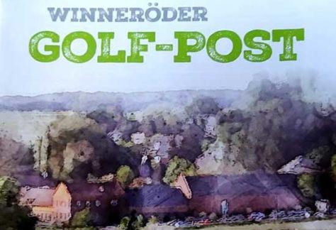 Winneröder Golf-Post!